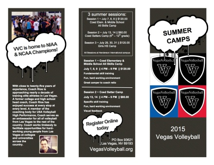 2015 Summer Camps p1
